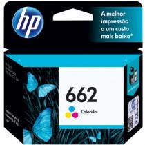 Cartucho HP 662 Tri-color Original