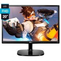"""Monitor  LG LED 20"""" HDMI 20MK400H-B"""