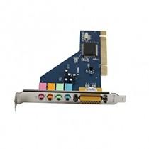 Placa sonido M7X 4 canales PCI