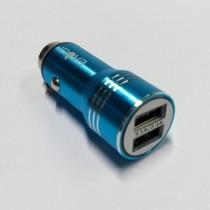 Cargador INOVA 12V a 2 USB p/auto