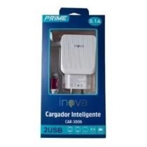 Cargador INOVA  a 5V 5 amp lighting