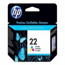 Cartucho HP 22  tri-color Original