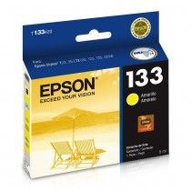 Cartucho EPSON 133 amarillo Original