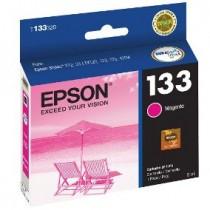 Cartucho EPSON 133 magenta Original