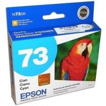 Cartucho EPSON 073 original cyan