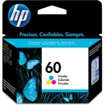 Cartucho HP 60  tricolor Original