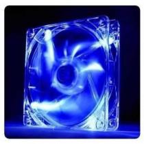 Cooler para gabinete 12 cm con luz led