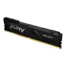 Memoria DDR4 Kingston 8GB 3200 Mhz FURY BEAST