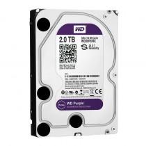 Disco Rígido Western Digital 2 Tb Sata Purple