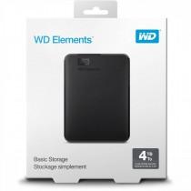 Disco rigido externo Western Digital elements 4 Tb