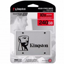 Disco SSD KINGSTON A400 240 GB SATA Interno 7 mm