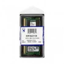 Memoria DDR3 Sodimm KINGSTON 8GB 1600 mhz