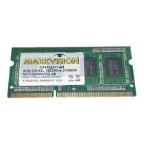 Memoria DDR3 SODIMM  Markvision 4G 1600 MHz 1.35V