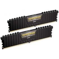 Memoria DDR4 CORSAIR 8GB 2400ghz Vengeance LPX black