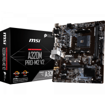 Mother MSI A320M PRO-MAX V2 AM4