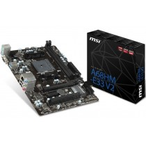Mother MSI A68hm-e33 V2 Amd Apu Fm2+