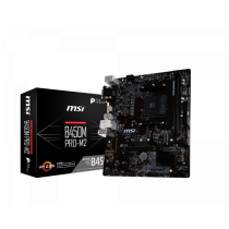 Mother MSI B450M  Pro-m2 max sAM4