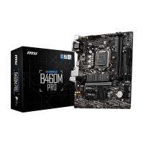 Mother MSI B460M pro s1200
