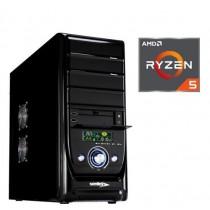Equipo X-treme AMD Ryzen 5 5600G 16gb / ssd 240gb / 1tb