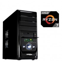 Equipo X-treme AMD Ryzen 7 5700G / 16gb / ssd 240 / hd 1tb