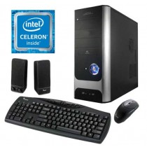 Equipo INTEL Celeron G5925 3.5 Ghz / 8GB / SSD 240GB / WI-FI