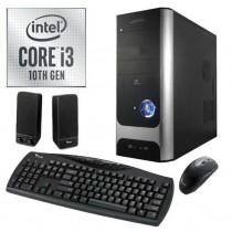 Equipo INTEL Core i3 10100 3.6 ghz / 8GB / SSD 240GB / WI-FI
