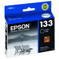 Cartucho EPSON 133 original negro